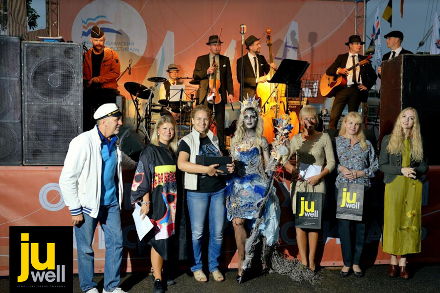 Juwell | Генеральный спонсор Международного Ораниенбаумского Морского Фестиваля